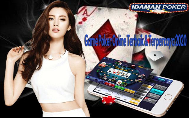 Game Poker Online Terbaik & Terpercaya 2020